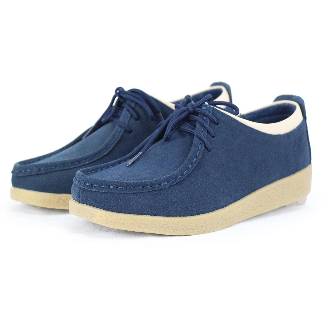 Pantofi Feeling Bleumarin