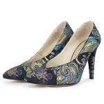 Pantofi Coryllus Print Floral