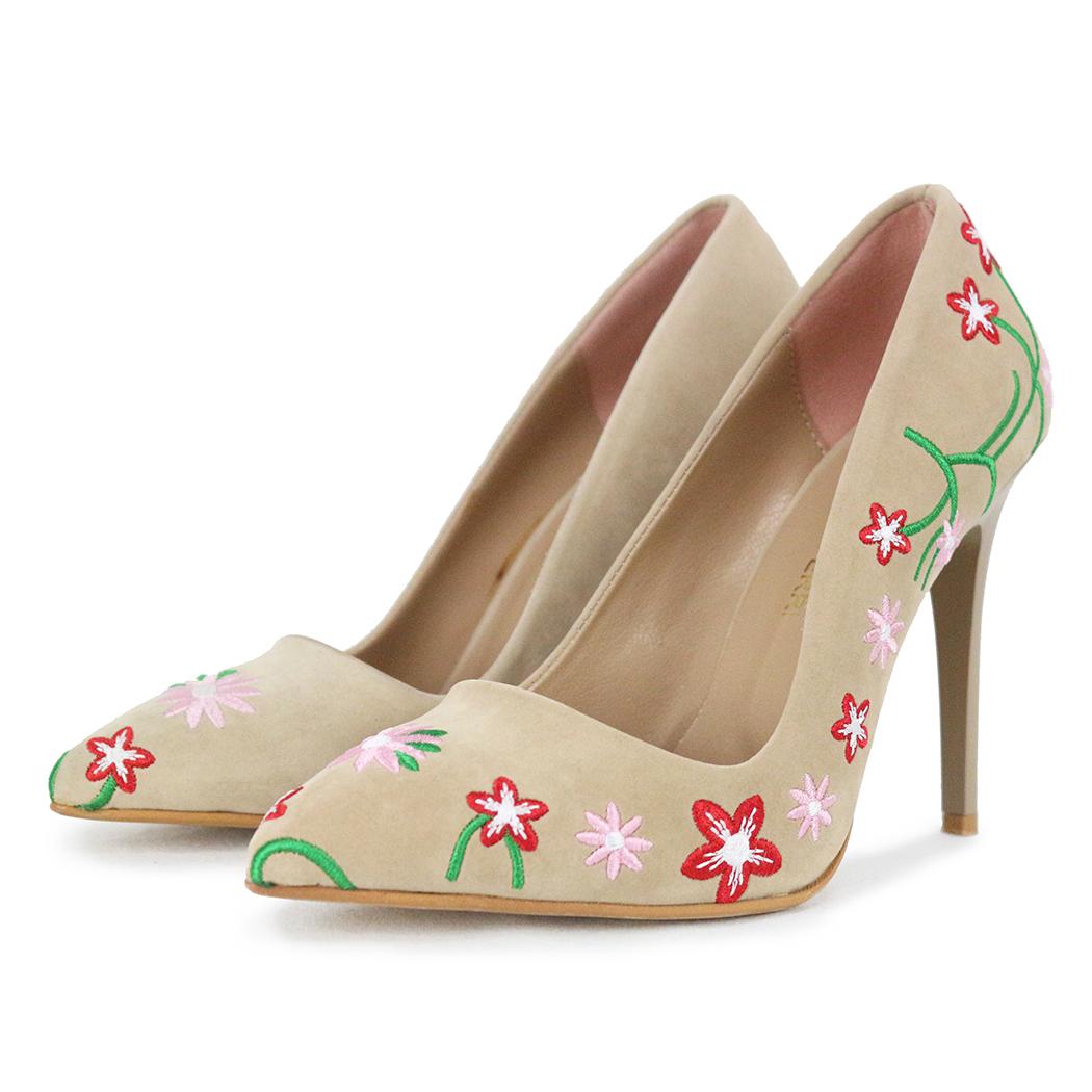 Pantofi Franco Ferri Bej