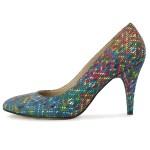 Pantofi Coryllus Multicolori