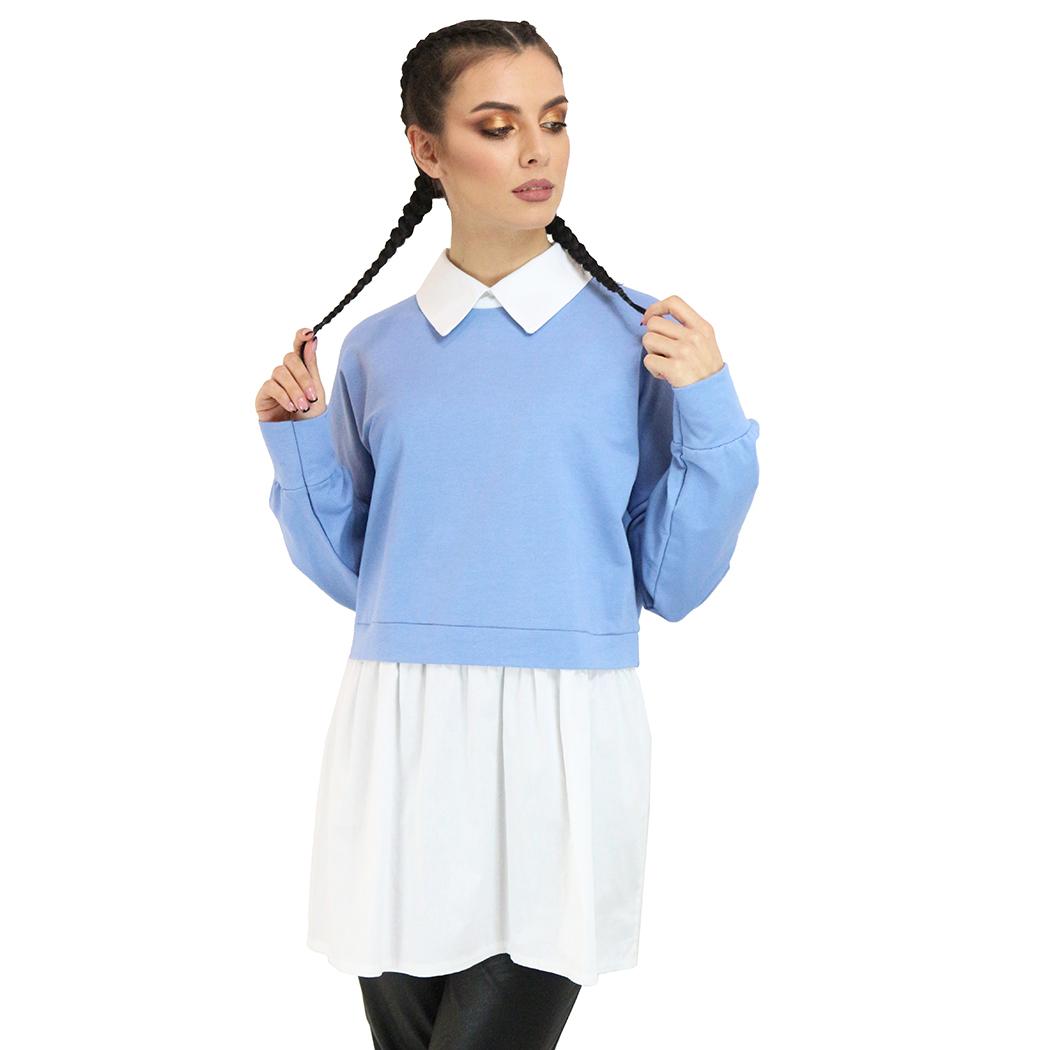 Bluză Franco Ferri Bleu