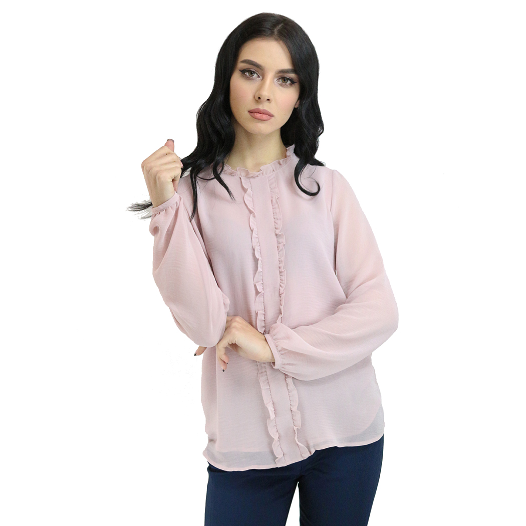 Bluză Caramel Roz