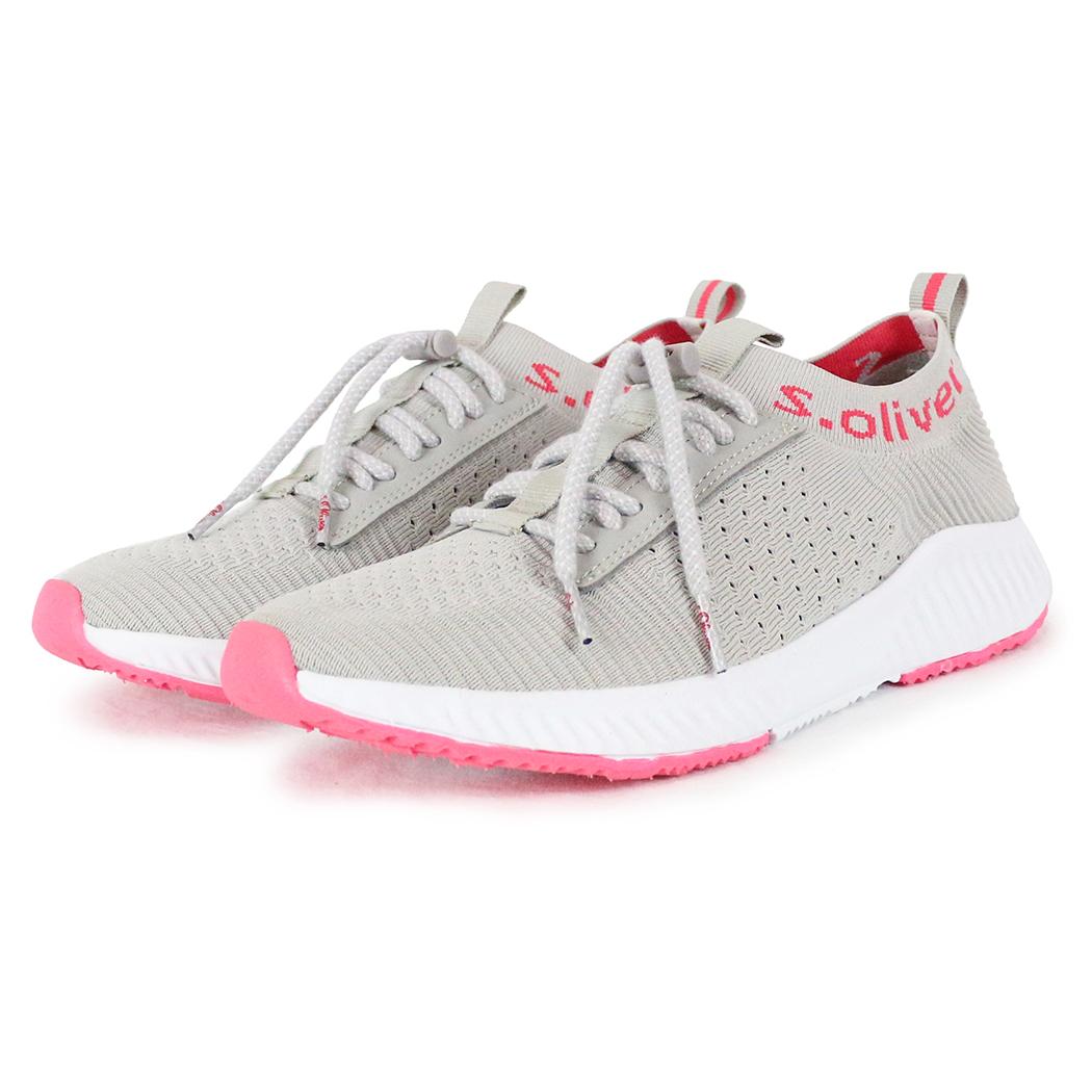 Pantofi Sport s.Oliver Gri