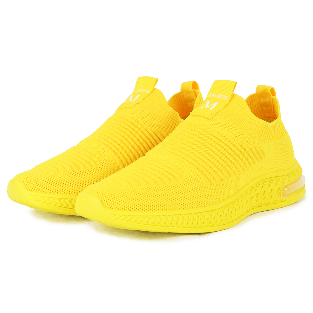 Pantofi Sport Feeling Galbeni
