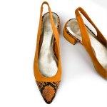 Pantofi Marco Tozzi Oranj