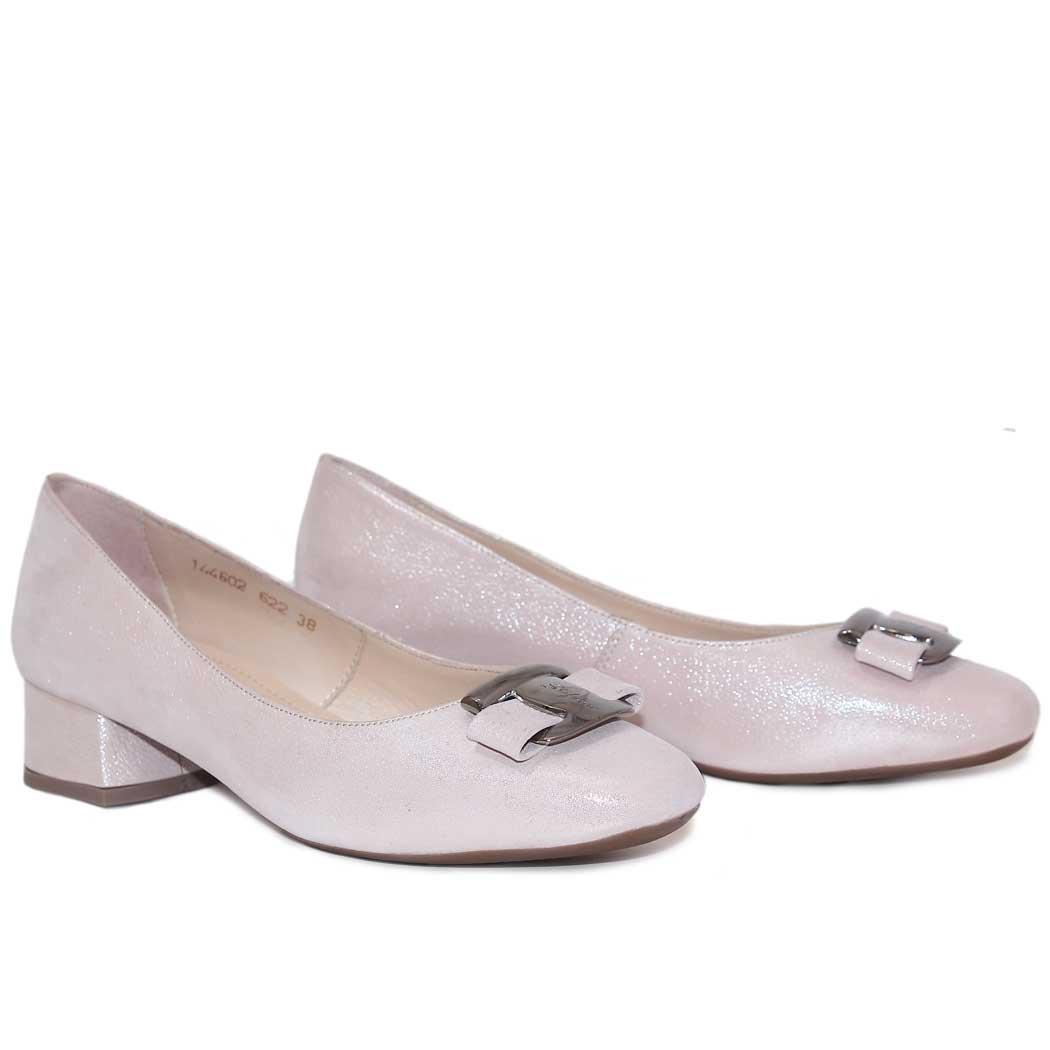 Pantofi Stefano Roz