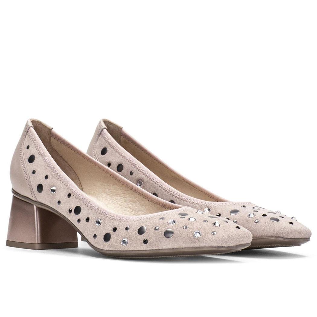 Pantofi Hispanitas Nude