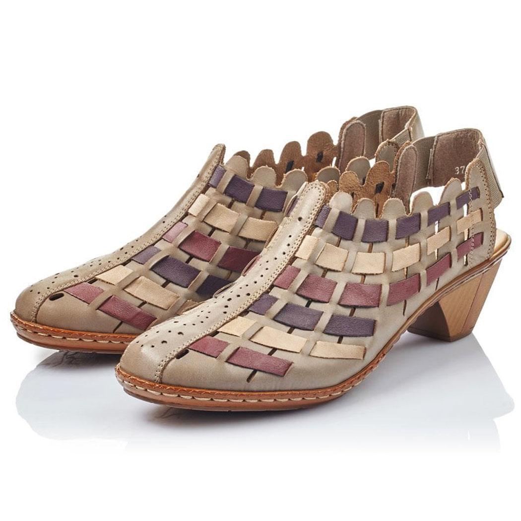 Pantofi Rieker Multiple Culori