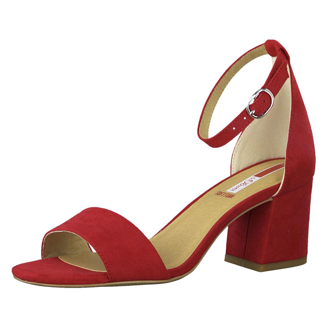 Sandale s.Oliver Roșii