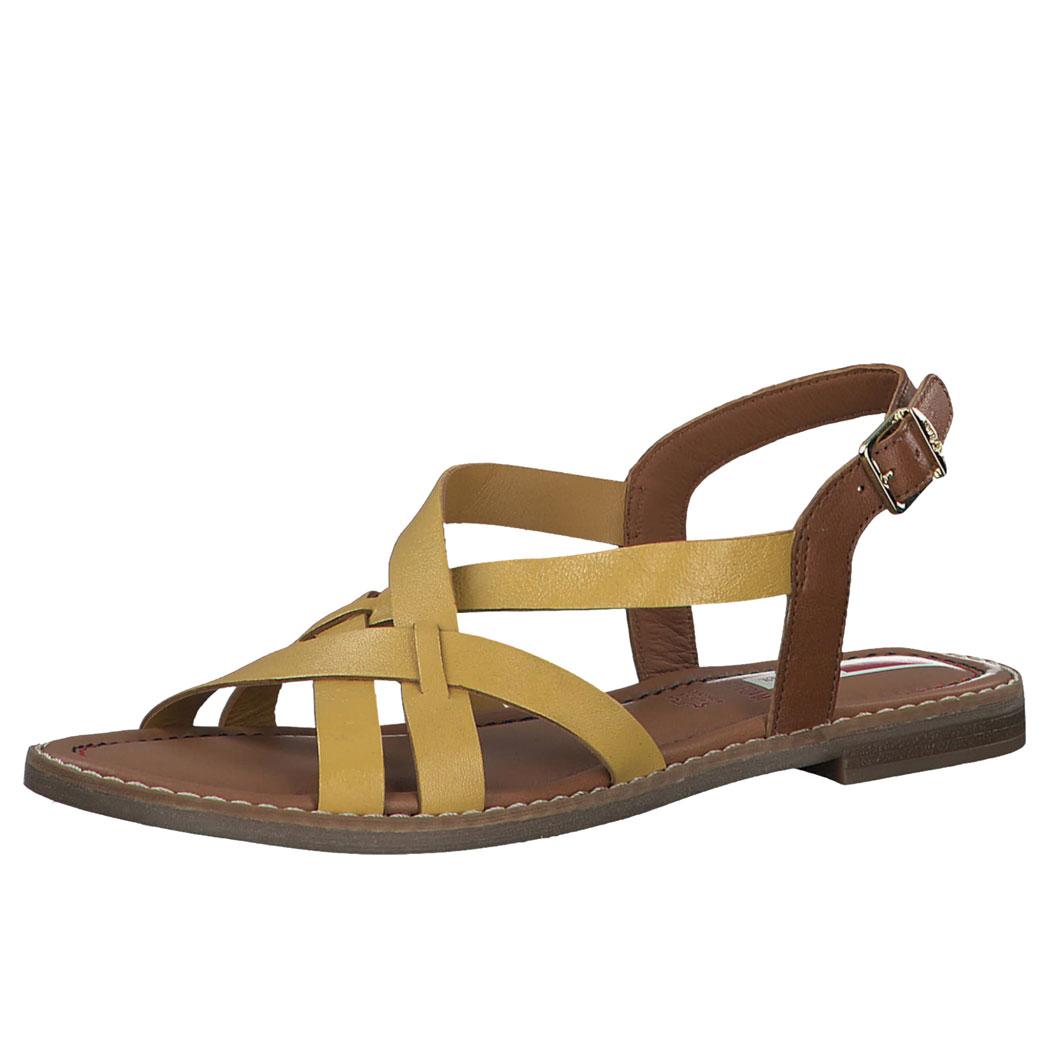 Sandale s.Oliver Galben/Maro