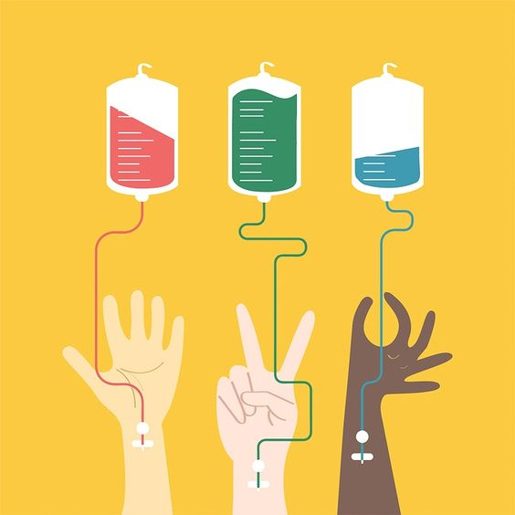 Донорство в разных странах