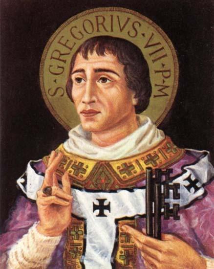 """Résultat de recherche d'images pour """"saint grégoire VII"""""""