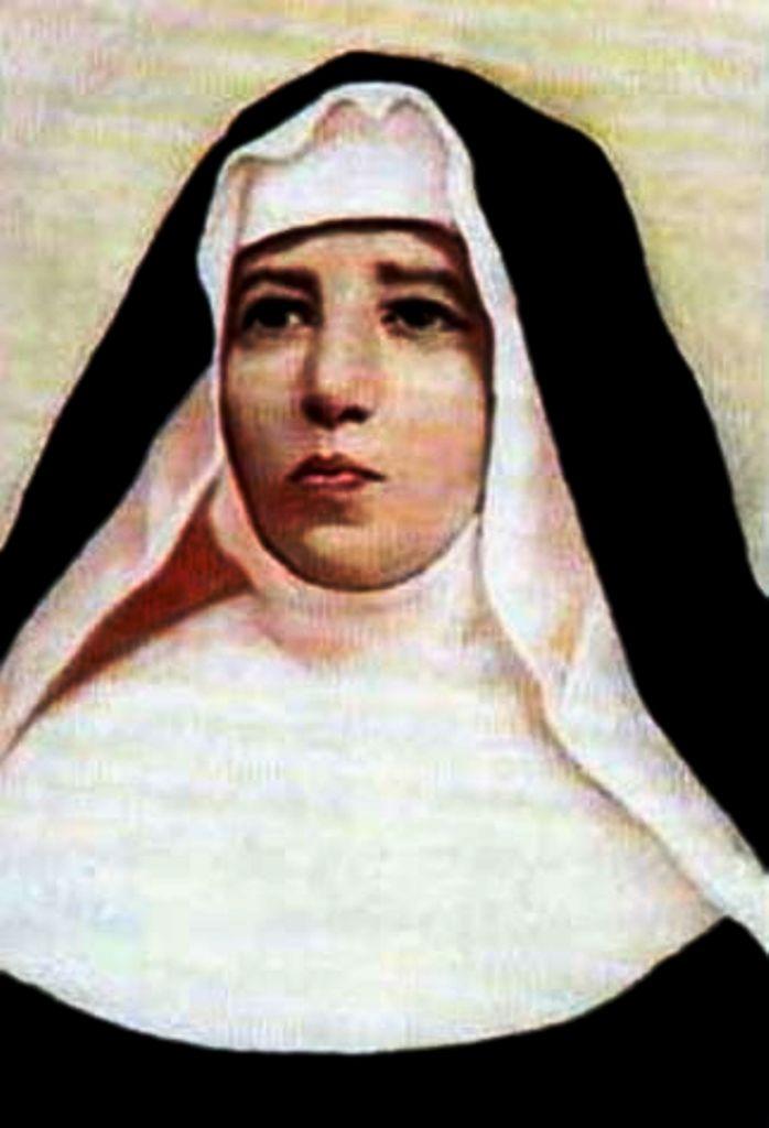 """Résultat de recherche d'images pour """"Luther est en enfer : vision de la Bienheureuse Marie-Séraphine du Sacré Cœur"""""""