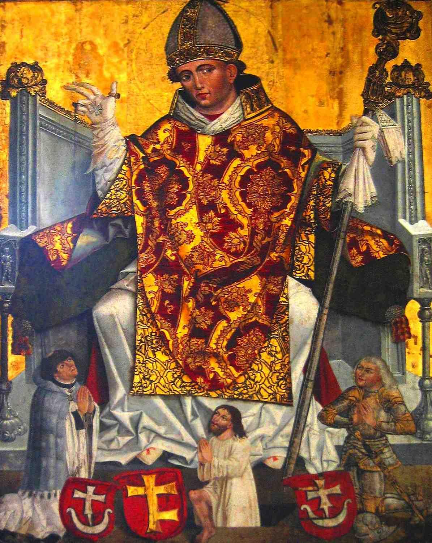 Saint Stanisłas, Évêque de Cracovie, Martyr (1030-1079). Fête le 11 Avril.