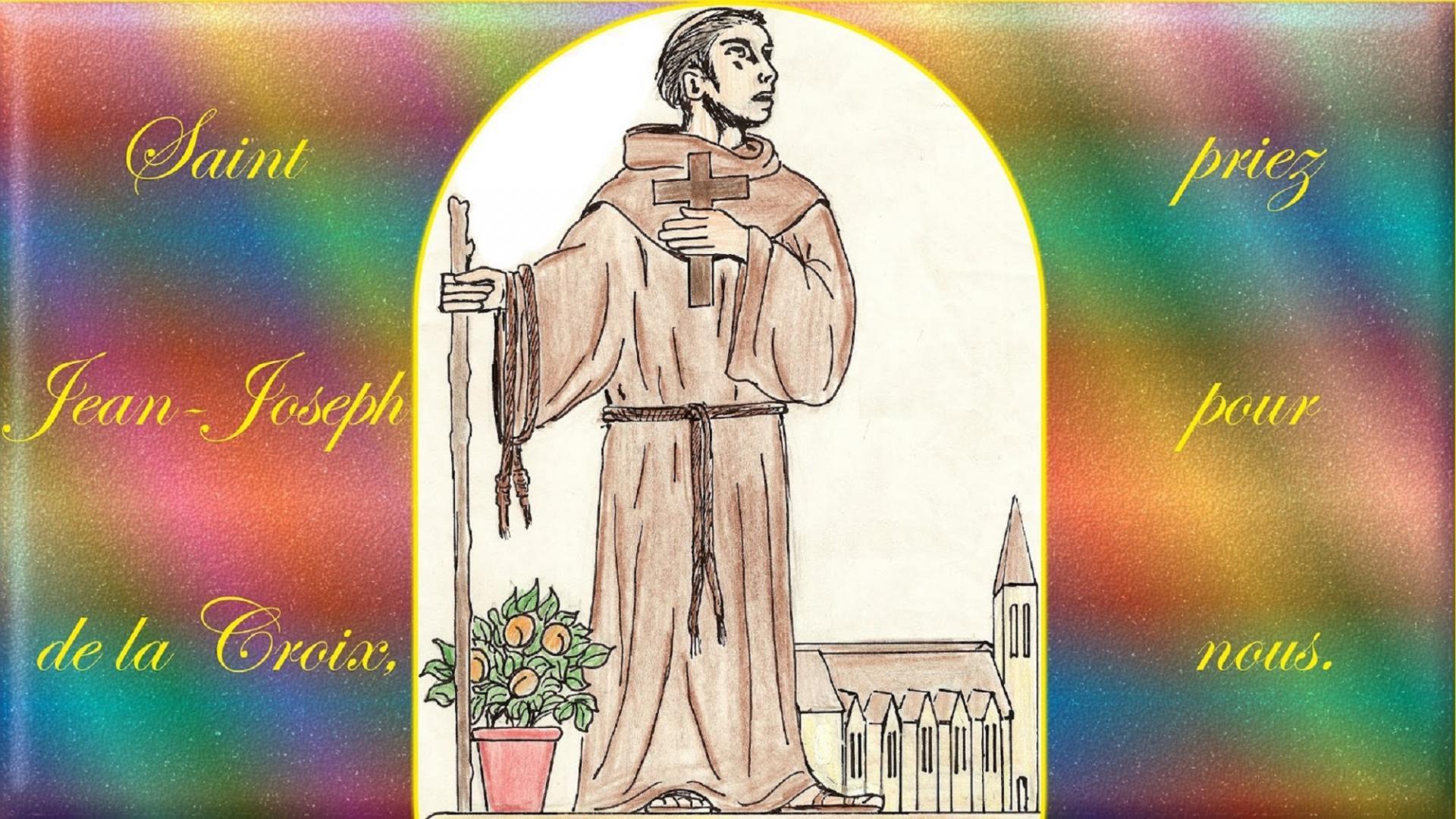Saint Jean-Joseph de la Croix, Prêtre o.f.m. (1654-1734). Fête le 05 Mars.