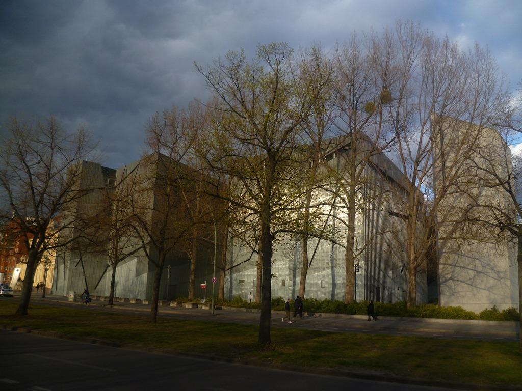 De museos por Berlín