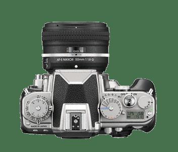 Nikon-Df-dessus