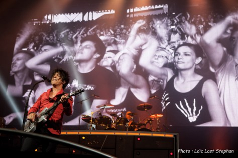 La photo de concert Indochine