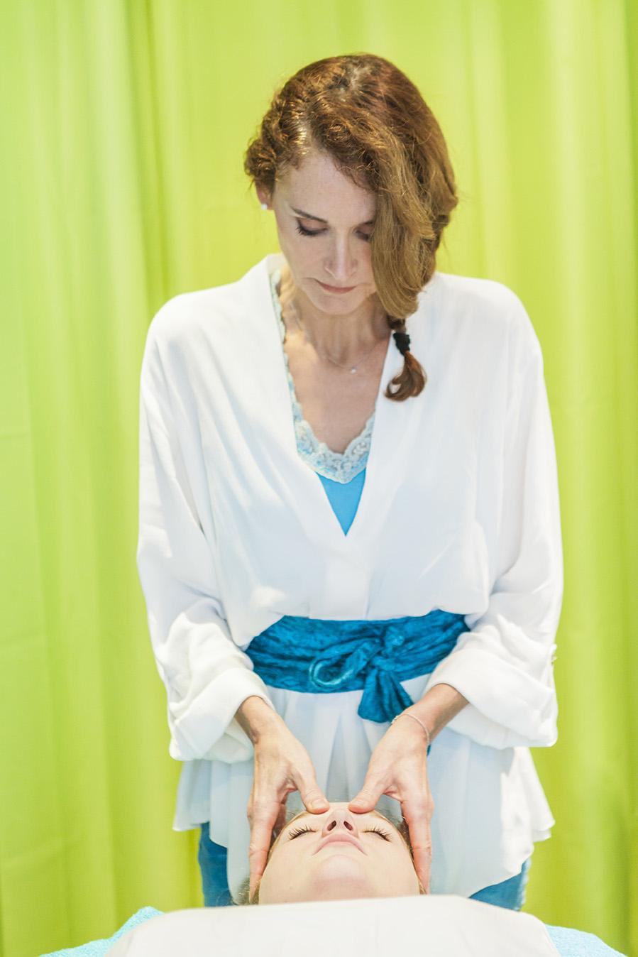 Sylvie Béchu - Réflexologue à Paris Montmartre