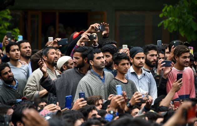 Kashmir Internet Shutdown