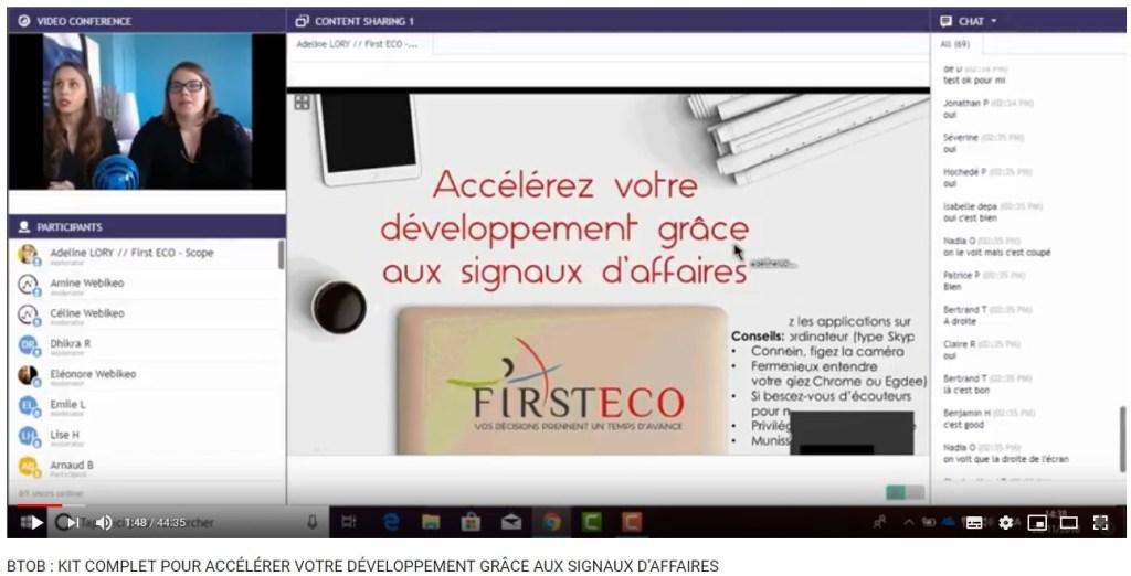 capture d'écran webinar ebook développement commercial