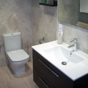 Reformas de baños en Getafe