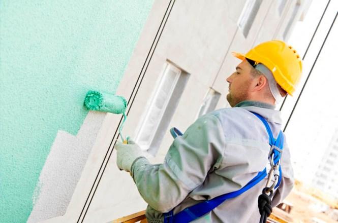 consejos pintura de fachadas