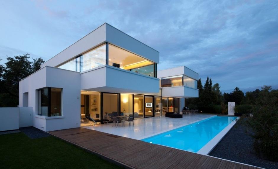 Casas de lujo que te darn ideas para la reforma de tu piso