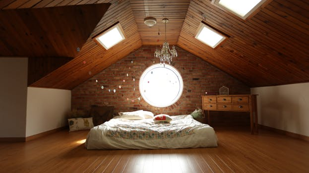 Free stock photo of wood, bed, bedroom, architecture