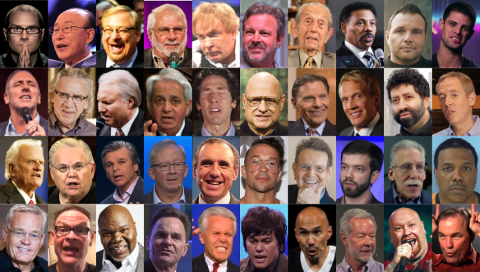 mosaic of false teachers