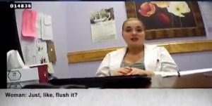 Abortion Worker Tells Parent to Flush Baby Down Toilet if Born Alive, Drown the Baby in a Jar of Solution