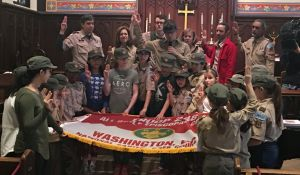 Boy Scouts Organization Inaugurates First All-Girls Troop