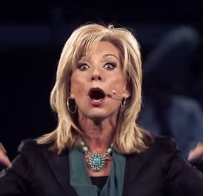 beth moore crazy eyes