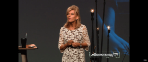 Beth Moore Says She Prayed For Her Daughter to Do Terrible in Sports, and She Did