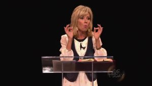 Is Beth Moore Seeking a Bid for SBC Presidency?