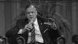Al Mohler Loses Cool, Flips on Phil Johnson
