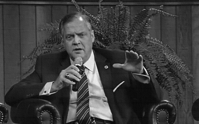 Albert Mohler Resopnding to Social Justice Questions at Shepcon 2019