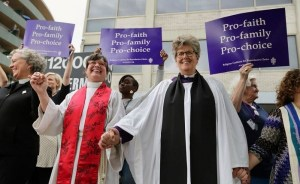 While Christians Applaud the UMC's Ban on Homosexuality, Don't Forget They Still Officially Support Abortion
