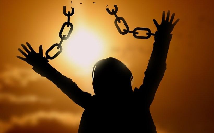 set free from bondage