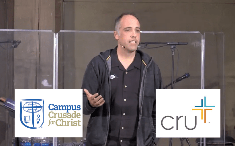 Matt Mikalatos Campus Crusade for Christ Cru