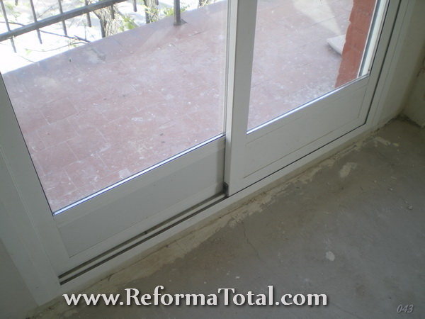 Cerramiento terraza reforma total en madrid empresa de for Cerramientos patios interiores