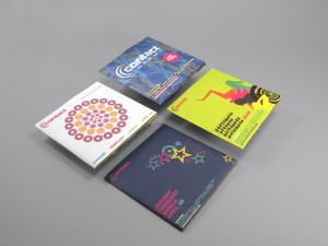 Leaflet design example materials