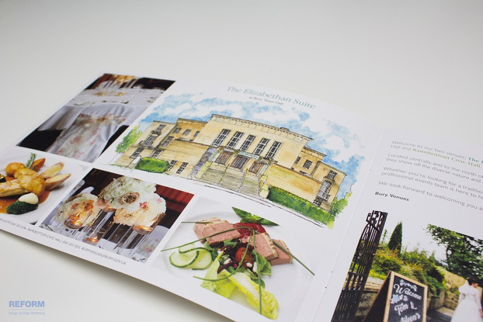 Bury Weddings Brochure Elizabethan