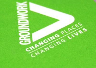 Groundwork. Brand Strategy & Communication
