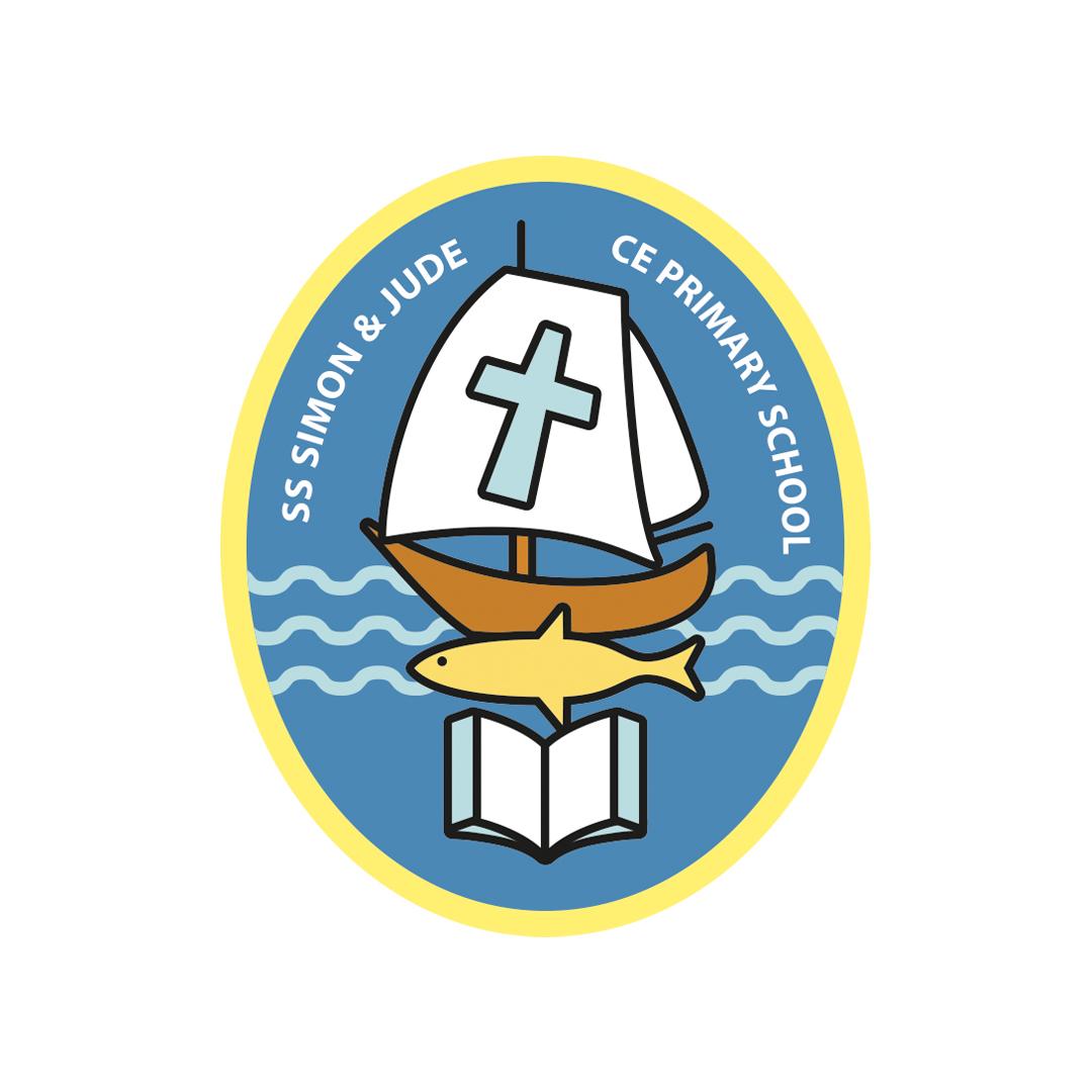 SS Simon and Jude Logo