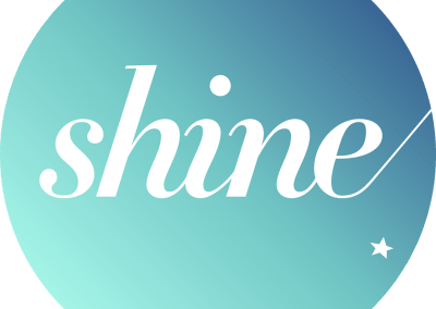 Shine. Branding and Website