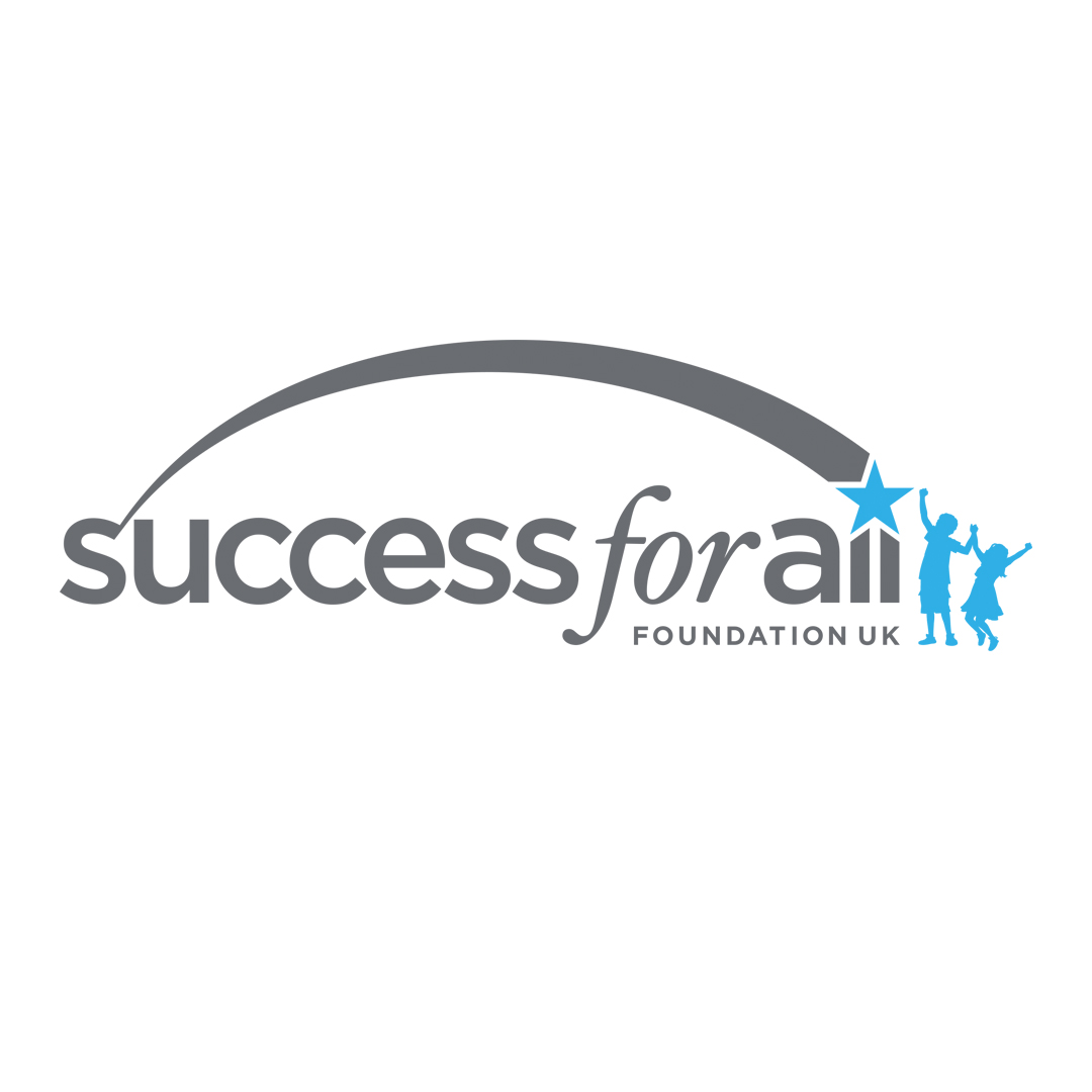 Success for All. Branding, Website Design, Lesson guide