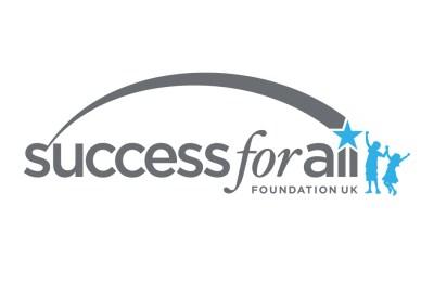 Success for All. Branding, Website Design, Lesson guide books