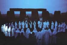 Image - druids at stonehenge