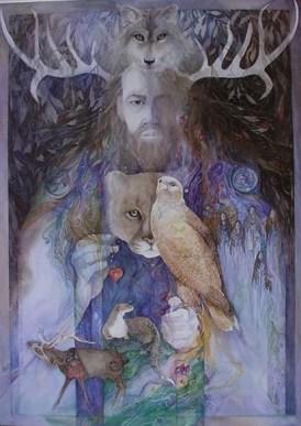 Image - druid shaman